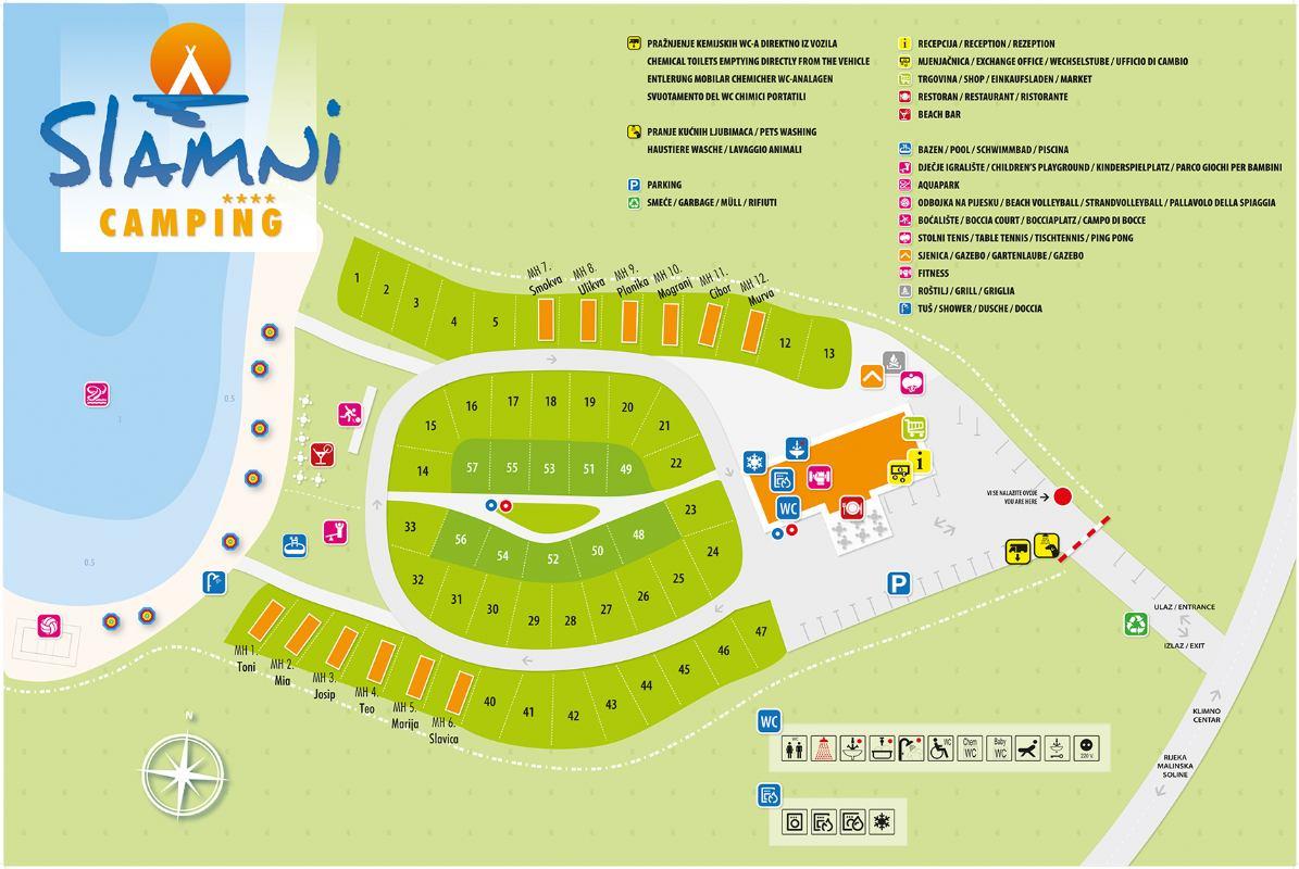 Plan kampa