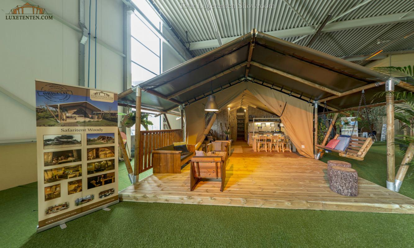 Comfort Safari Tent